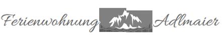 Ferienwohnung Adlmaier Logo